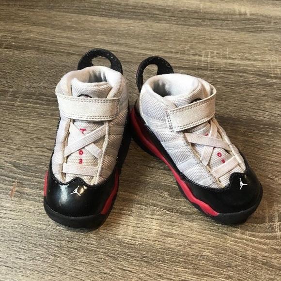 online retailer 73402 bdb48 NIKE AIR JORDAN 6 Rings (TD) Toddler Baby Shoes